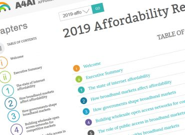 A4AI Affordability Report 2019